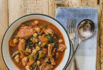 Sw Recipe: Tasty Chicken And Chunky Vegetable Meal Soup