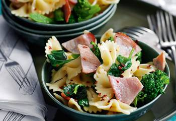 Slimming Worlds Bacon And Broccoli Pasta Salad Recipe