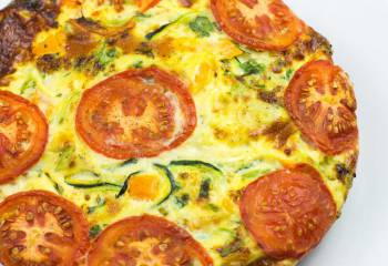 Syn Free Spiralized Quiche