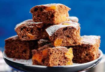 Slimming Worlds Chocolate And Apricot Brownies Recipe