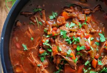 Fall-Apart Slow-Cooker Beef Brisket And Ale Casserole