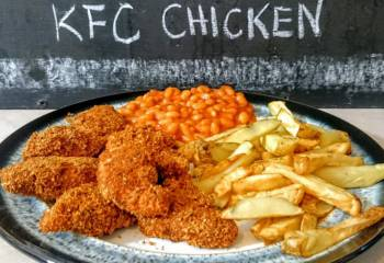 Syn Free Slimming World Kfc Style Baked Chicken Fakeaway