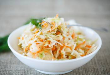 Syn Free Creamy Coleslaw | Slimming World Recipe