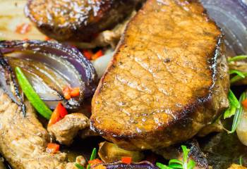Syn Free Balsamic Glazed Pork
