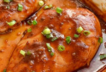 Low Syn Chinese Barbecue Chicken