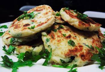 (137) Syn Free Pan-Fried Potato Cakes