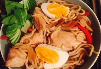 Syn Free Chicken Ramen