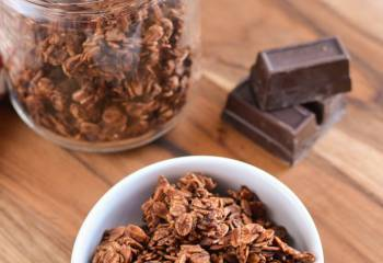 Low Syn Chocolate Granola