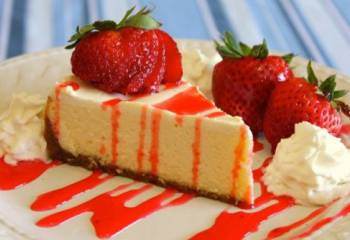New York Cheesecake (Slimming World)