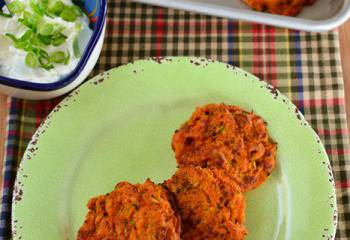 Potato And Vegetable Fritters