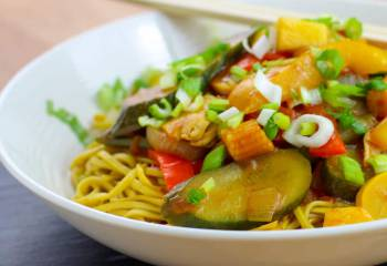 Syn Free Sweet & Sour Chicken