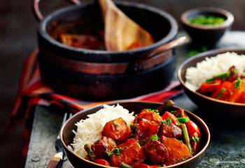 Caribbean Pepperpot Stew