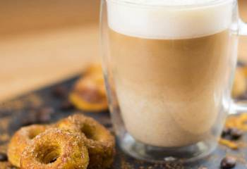 Pumpkin Spiced Latte | Slimming World & Weight Watchers Friendly