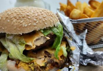 How To Make A Five Guys Burger At Home