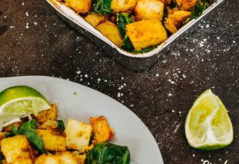 Saag Aloo | Slimming World & Weight Watchers Friendly