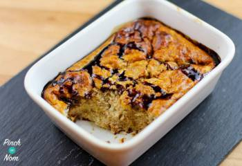 Low Syn Chocolate And Orange Baked Oats