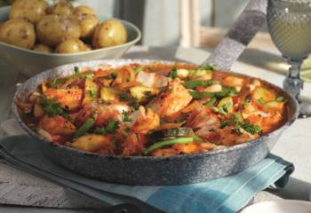 Slimming Worlds Cod Provencal Recipe