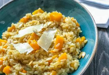 Syn Free Butternut Squash Risotto | Slimming World
