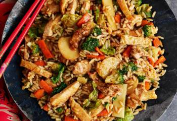 Slimming World Chinese Banquet Rice