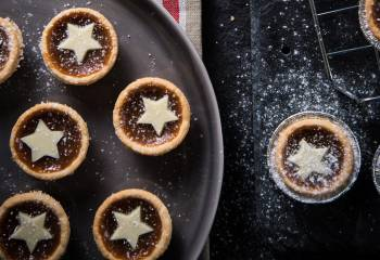 Low Syn Christmas Mince Pie Tarts | Slimming World Recipes