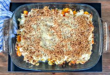 Vegetarian Butternut Squash Cheese Bake Recipe – Slimming World Syn Free