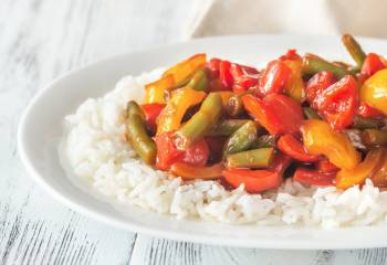 Syn Free Sweet And Sour Vegetables