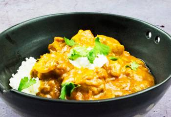 (133) Best Ever Low Syn Chicken Curry