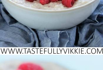 Slimming World Syn Free Slow Cooker Rice Pudding