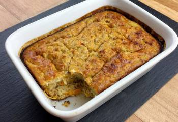 Syn Free Carrot Cake Baked Oats