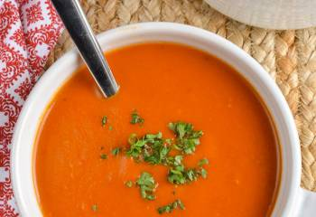 Syn Free Cream Of Tomato Soup