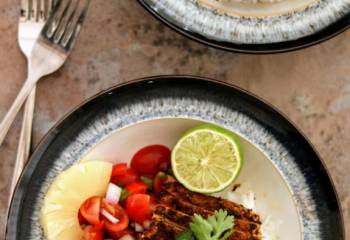 Slimming World Syn Free Caribbean Pork With Fruity Salsa