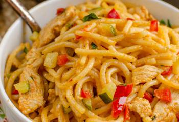 Bang Bang Chicken Pasta | Slimming World