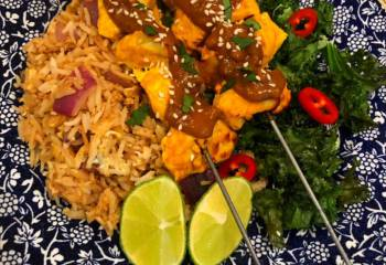 Low Syn Chicken Satay | Slimming World