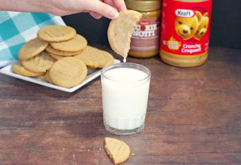 Peanut Cookie Butter Cookies