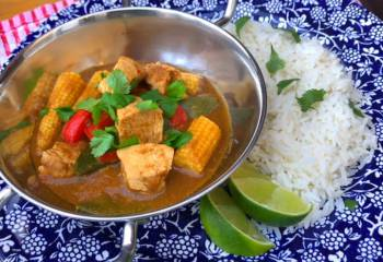 Thai Green Curry | Slimming Friendly