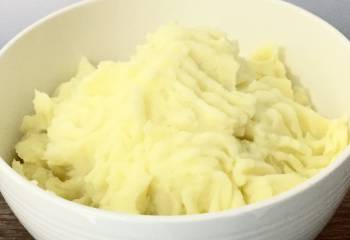(235) Best Ever Syn Free Mashed Potato