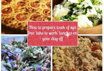 Best Take To Work Lunches | Slimming World