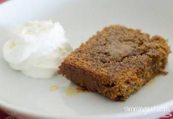 Sticky Toffee Scan Bran Pudding