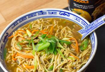 Low Syn Chicken Teriyaki Noodle Soup | Slimming World