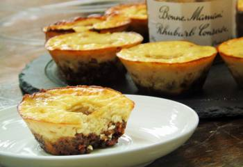Low Syn Individual Baked Cheesecakes