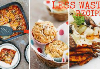 3 Slimming World Food Waste Recipes With Brabantia