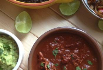 Mexican Chicken Mole