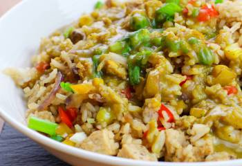 Syn Free Fakeaway Fried Rice