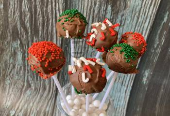 Delicious Christmas Cake Pops &Ndash; The Perfect Recipe