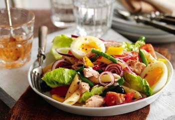 Slimming Worlds Tuna Penne Nicoise Recipe