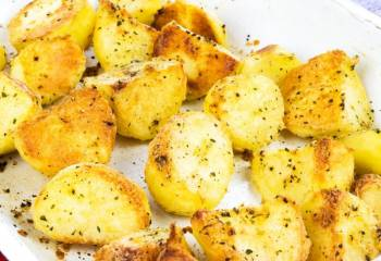 (250) Best Ever Syn Free Roast Potatoes