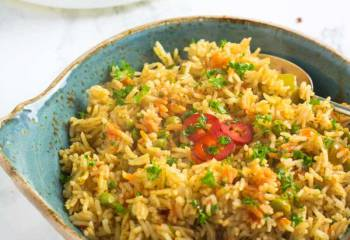 Syn Free Mexican Rice