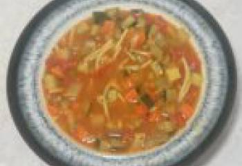 Slimming World Syn Free Minestrone Soup Maker Recipe