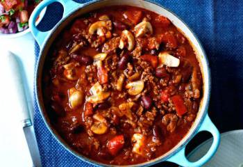Slimming Worlds Chilli With Rice Recipe