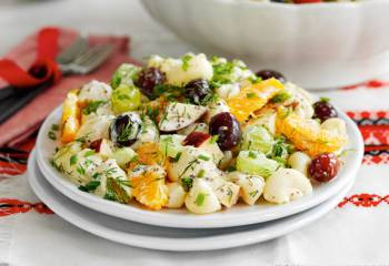 Slimming Worlds Fruity Pasta Salad Recipe